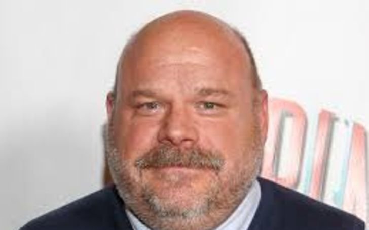 Is American Actor Kevin Chamberlin Married? What About His Gay Rumors?