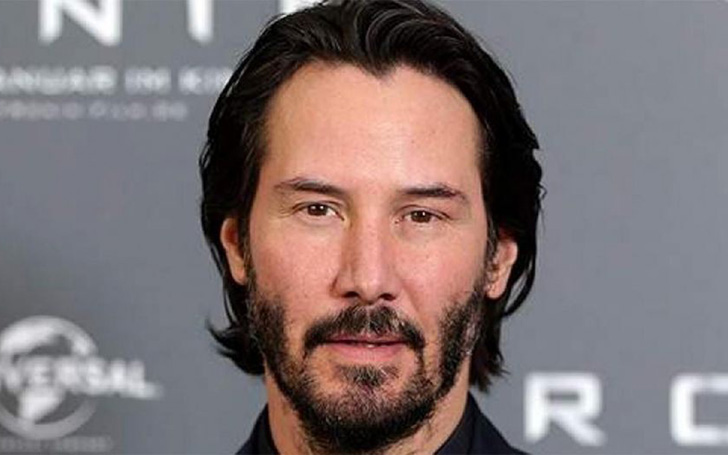 Fans Petition Is Calling For Keanu Reeves To Be Named Time's Person Of The Year