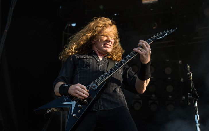 Megadeath' Dave Mustaine Reveals His Throat Cancer Ordeal; Cancels Shows For Treatment