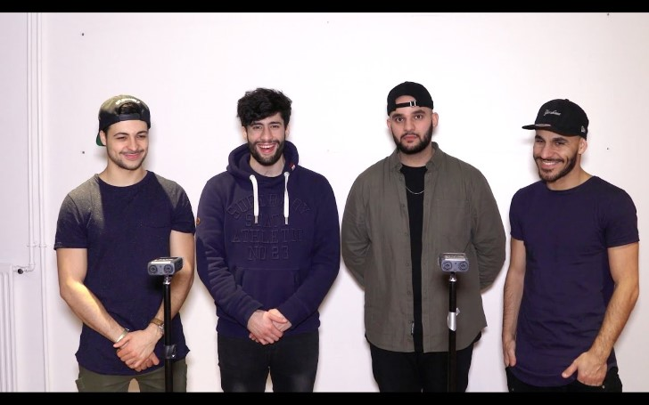 Top 5 Facts About French Acapella Group And World Beatboxing Champions 'Berywam'