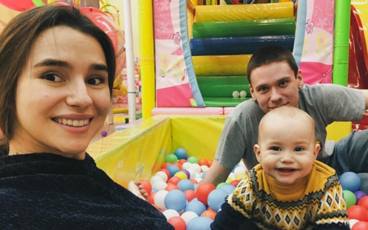 90 Day Fiance Star Olga Koshimbetova Confirms She Is In America With Her Baby!