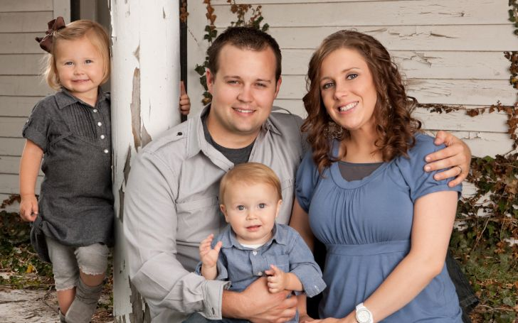 Josh & Anna Duggar Reveal Gender Of Baby No. 6