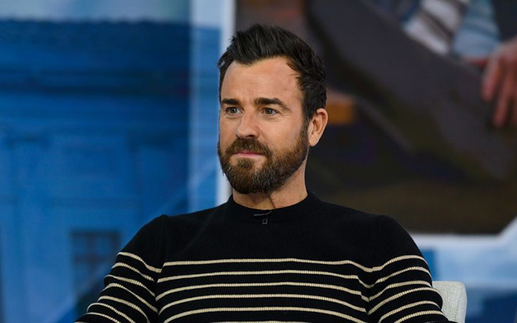 "Justin Theroux Has Accused His Neighbour Of Being A ""Peeping Tom"""