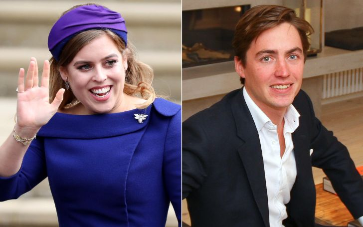 Wedding Bells Soon?! Princess Beatrice Head over Heels for her Multi-Millionaire Boyfriend Edoardo Mapelli Mozzi