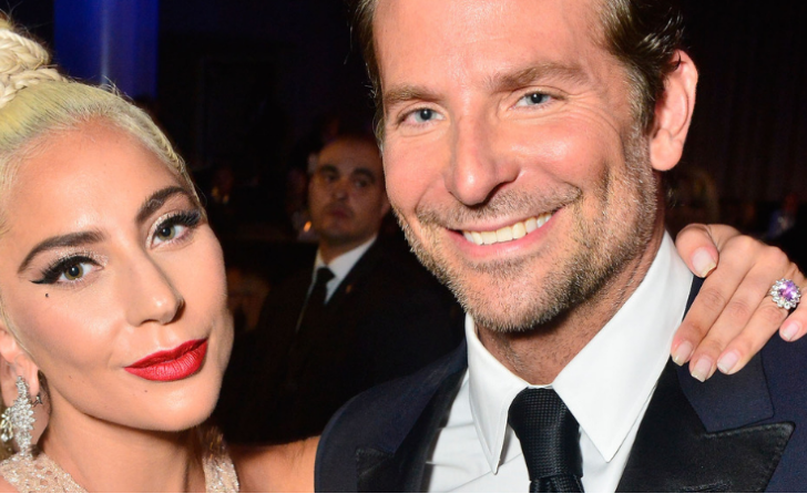 Despite Tabloid Reports Lady Gaga's Friends Aren't Against Her Dating Bradley Cooper Following Irina Shayk Split