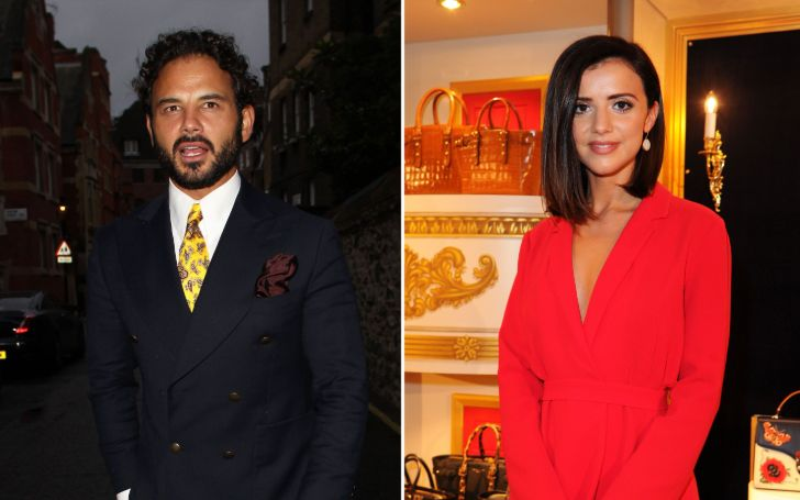 Ex TOWIE Star Lucy Mecklenburgh And Former Coronation Street Actor Ryan Thomas Are Engaged!