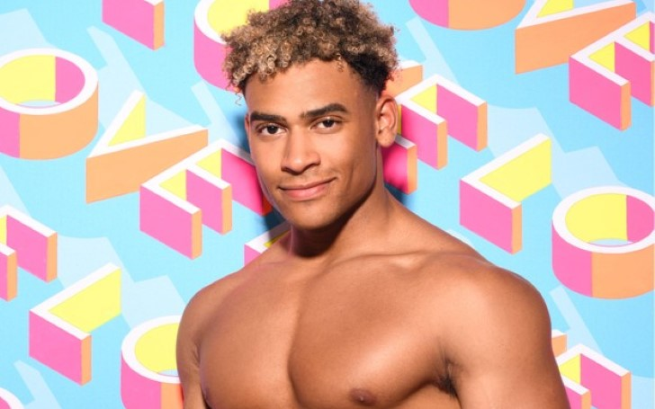 Top 5 Facts About Love Island Contestant Jordan Hames