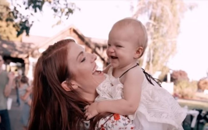 Audrey Roloff of 'Little People, Big World' Reveals Daughter's Scary Hospitalization Story