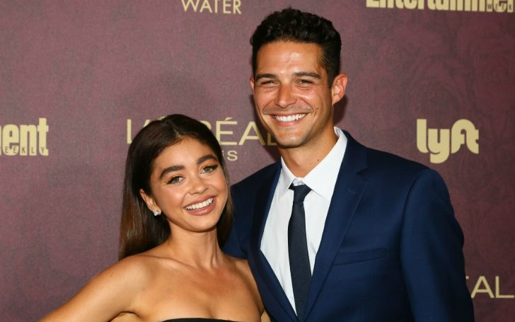 The Bachelorette' Wells Adams and Modern Family star Sarah Hyland Are Officially Engaged