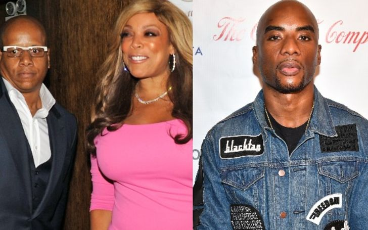 Charlamagne Tha God Says He's Happy Wendy Williams Got Rid of her Terrible Husband