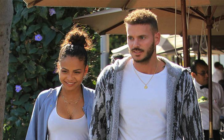 Actress Christina Milian Expecting First Child with Boyfriend Matt Pokora