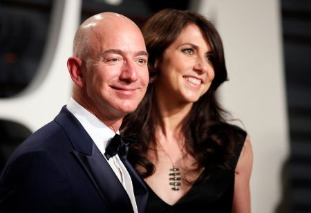 Jeff Bezos and MacKenzie Bezos Finalized their Divorce