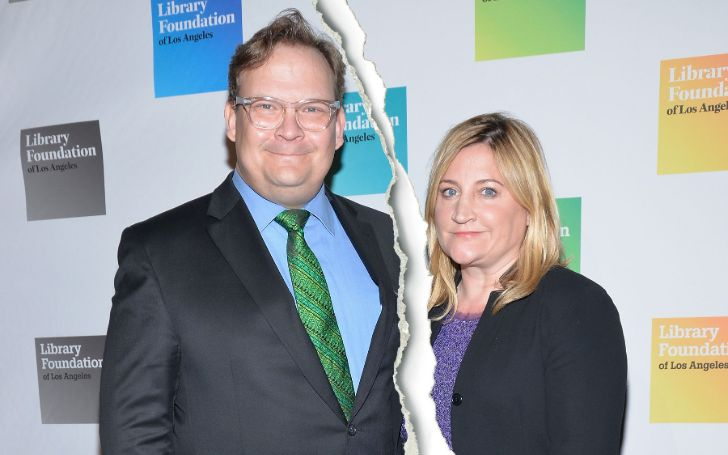 Conan O'Brien' sidekick Andy Richter and Wife Sarah Thyre Files for Divorce After 27 Years of Marriage