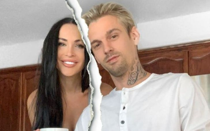 Singer Aaron Carter And his Girlfriend Lina Valentina Have Called-It Quits
