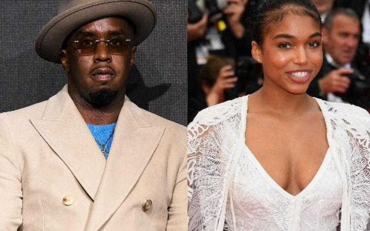 Sean 'Diddy' Combs and Lori Harvey Spotted Hanging out with Her Father Steve Harvey Fueling Their Romance Rumors