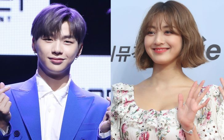 K-Pop singers Kang Daniel and JIHYO are Officially Dating