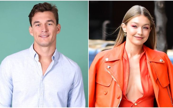 Tyler Cameron and Gigi Hadid's Dates Are Real, Sources Reveal; 'They're Both Being Coy'