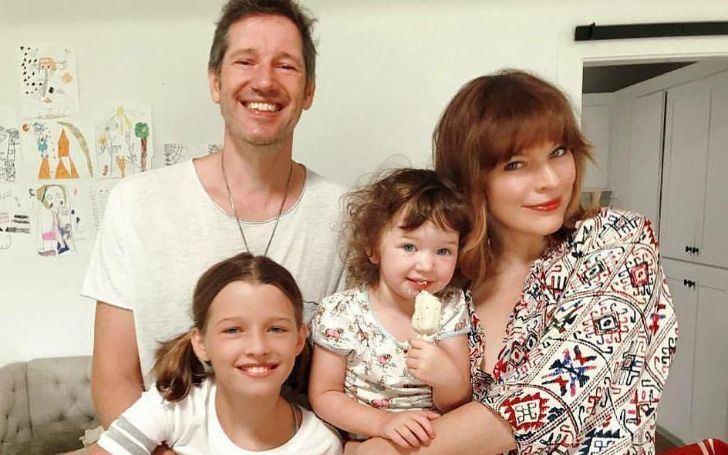 Resident Evil star Milla Jovovich is Expecting A Baby Girl with Director Husband W. S. Anderson; Months after Revealing Emergency Abortion