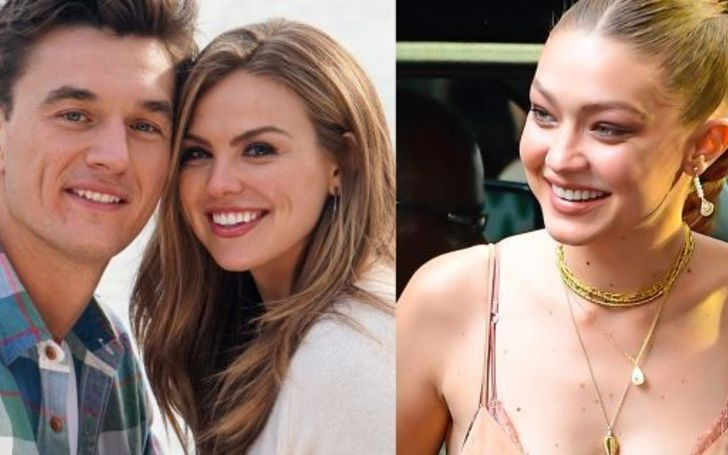 Hannah Brown says She and Tyler Cameron Oughta Respect One Another While He Dates Gigi Hadid