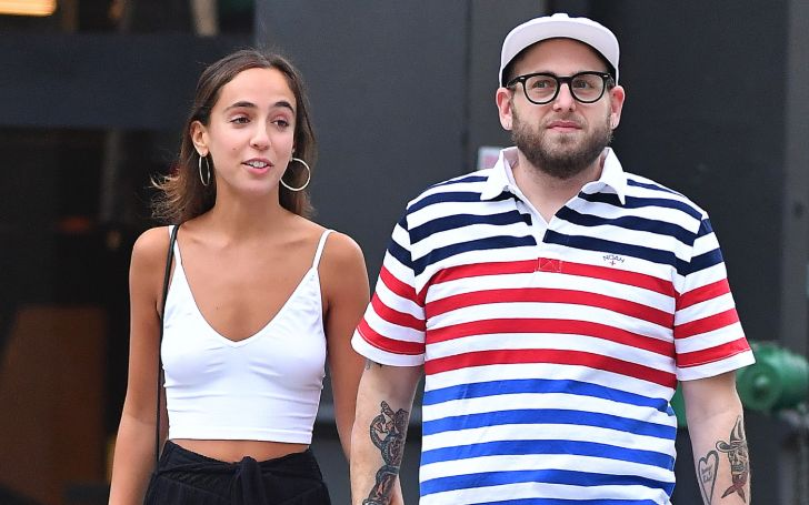 Jonah Hill and his Girlfriend Gianna Santos Are Engaged