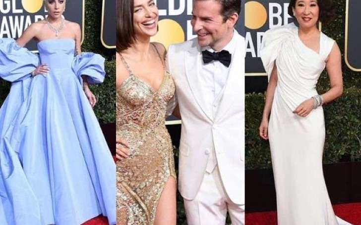 Check Out How Your Favorite Celebs Dressed In The Golden Globes Red Carpet