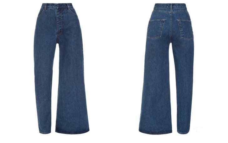 Are Asymmetrical Jeans The Next Big Denim Trend?