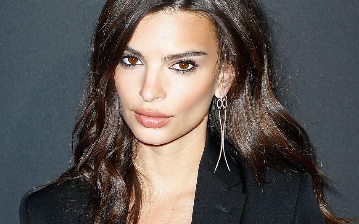 Learn The Story Behind Emily Ratajkowski's Daring Dundas Dress