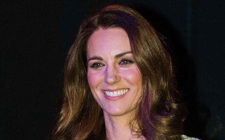 Duchess Kate Middleton Looks Stunning in Shimmering $3000 Gown