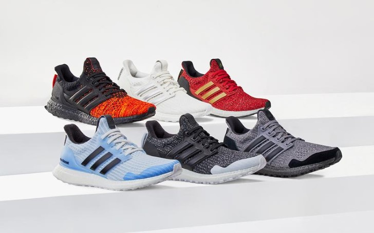 Outrunning A White Walker; It's A Reality now as Adidas Releases A New Game Of Thrones Shoes Lineup