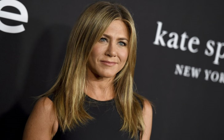 Jennifer Aniston's Hottest Photo Shoot Yet - The 50-Year-Old Star Rocks Black Bikini Top and Tiny Shorts and More!