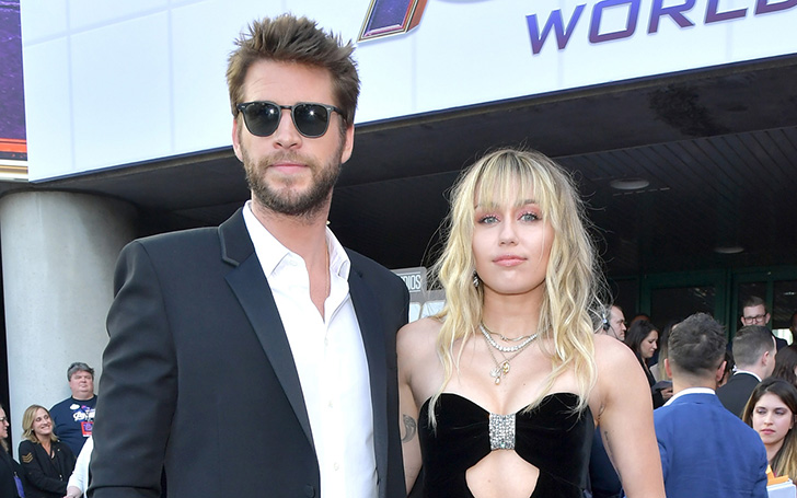 Miley Cyrus Looks Stunning In Black Number While Attending 'Avengers: Endgame' Premiere