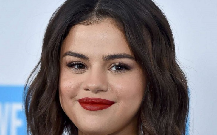 Selena Gomez Attended Her First Red Carpet Event In 10 months