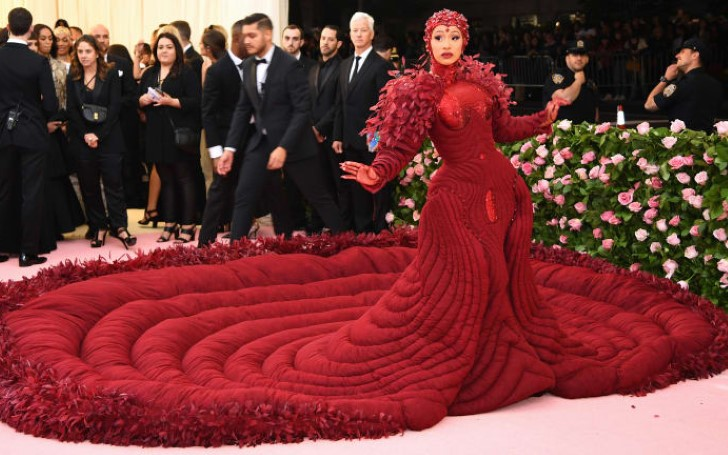 Top 10 Most Weirdest Dresses From Met Gala