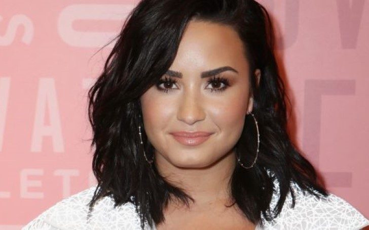 Demi Lovato's Bora Bora Bikini Is The Hottest Thing This Spring!