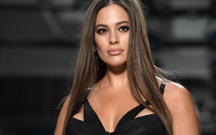 Ashley Graham Flaunts Her Curves In Floral Bikini As She Enjoys The Spoils Of A Mother's Day Weekend