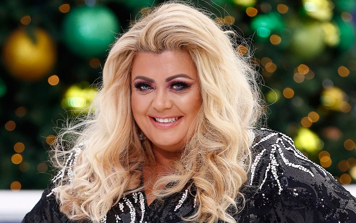 Gemma Collins Shows Off Her Two And A Half Stone Weight Loss By Flashing Her Bum In A Thong