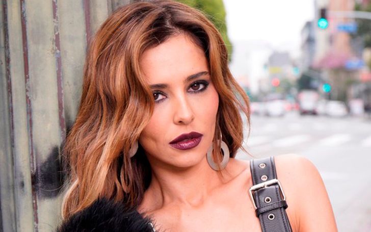 Cheryl's Steamy Photo Shoot For New Magazine Oozes Sex Appeal