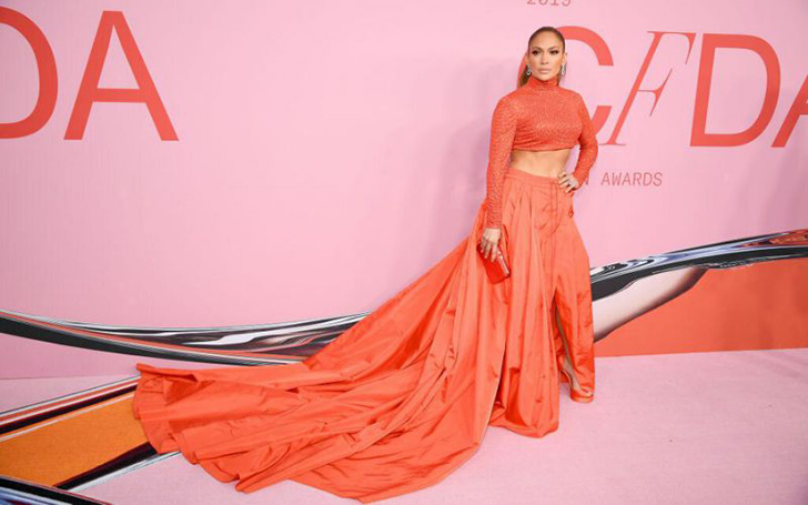 Jennifer Lopez Looked Drop-Dead-Gorgeous At The 2019 CFDA Fashion Awards Where She Was The Recipient Of The Fashion Icon Award