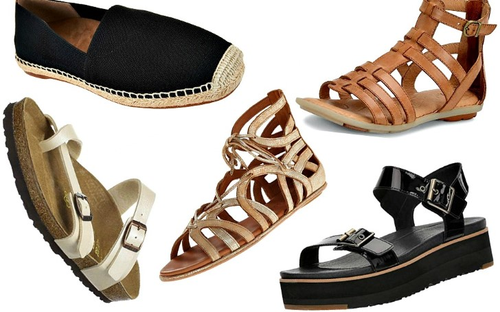 Check Out These Cool Sandals For This Summer