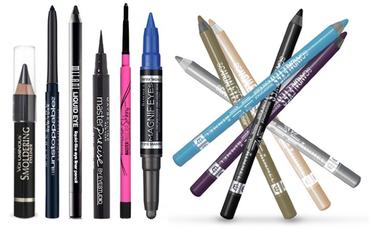 10 Best Drugstore Eyeliners Reviews Glamour Fame