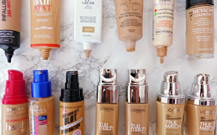 10 Best Drugstores Foundation to Help Your Skin Flawless