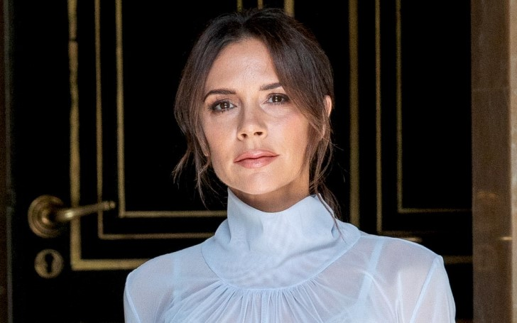 Victoria Beckham is Launching YouTube Channel with Beauty Tips and Style Tips