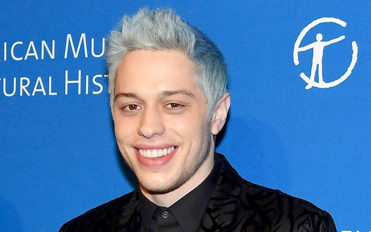Pete Davidson Returns to Instagram Account for the Sole Purpose of promoting his Upcoming Film, Big Time Adolescence