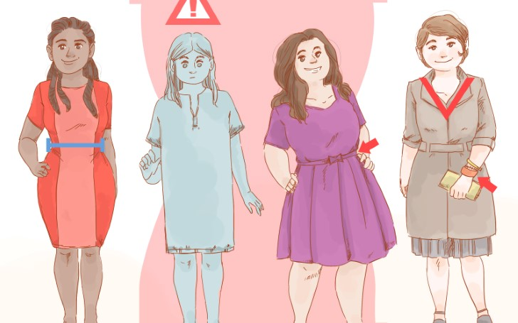 How to Dress For your Body Size