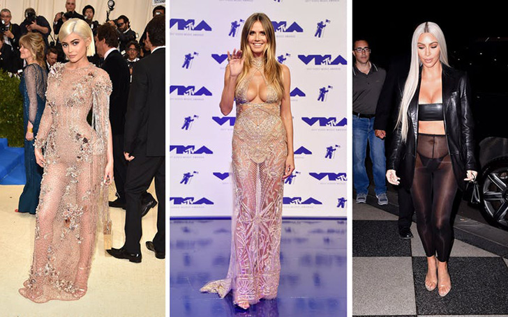 10 Naked Dresses You Can be Able to Wear