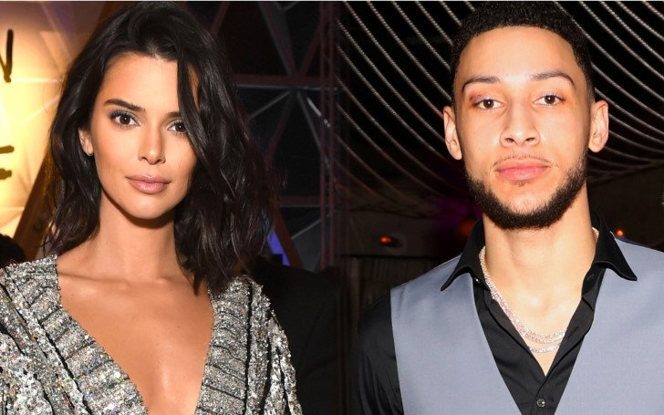 Kendall Jenner & Ben Simmons are Spending Their First Christmas Together