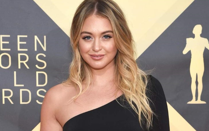 Iskra Lawrence Shows off Her Phenomenal Figure In a Skimpy Bikini