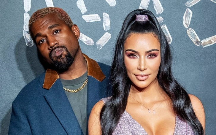 Kanye West Bought $14 Million Christmas Gift For Kim Kardashian