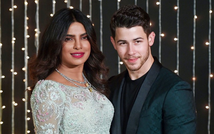 Priyanka Chopra Looks Stunning With Husband Nick Jonas In London