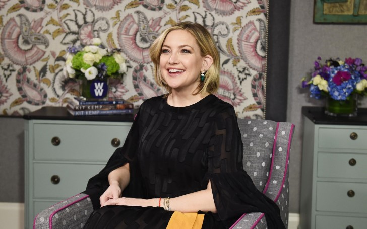 Kate Hudson Reveals Her 'Genderless' Approach To Parenting